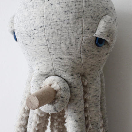 Big Stuffed  *   Small Original Octopus