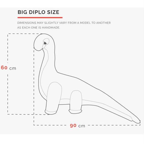 Big Stuffed //  Big Ice Diplo