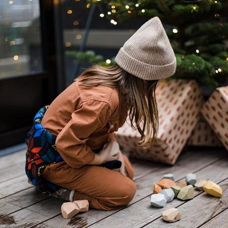 MinMin Copenhagen / Balancing Stones・Earthy