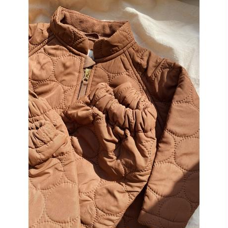 Konges solejd  THERMO PANTS CRINKLE * MOCCA  モカ