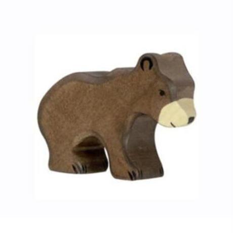 Holztiger / Brown bear, small