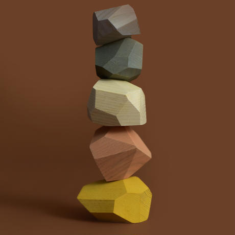 MinMin Copenhagen / Balancing Stones・Pastel
