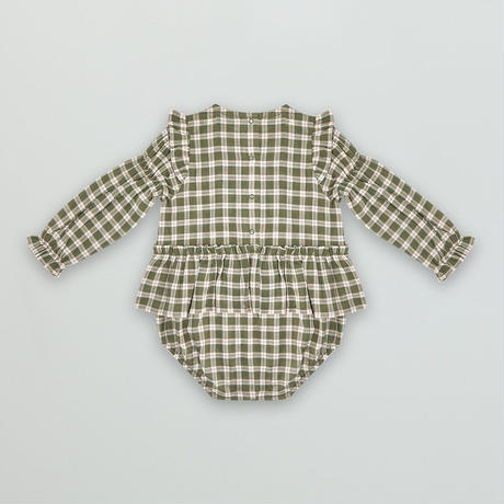 the new society / DOMINIQUE BABY ROMPER