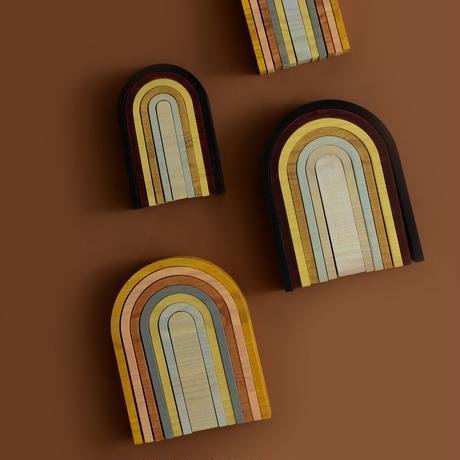MinMin Copenhagen / Mini Rainbow・Earthy