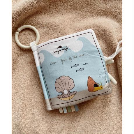 konges sloejd / OCEAN FABRIC BOOK