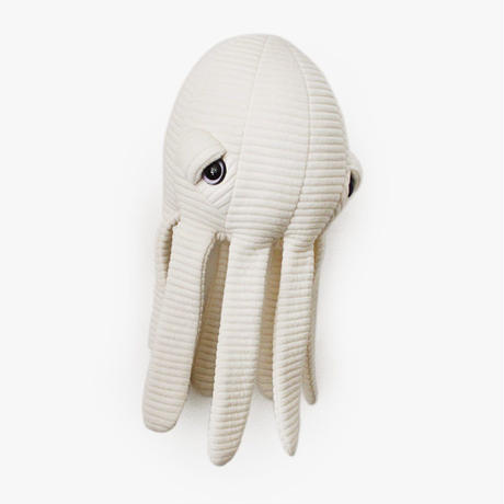 Big Stuffed //  Mini Sir Octopus