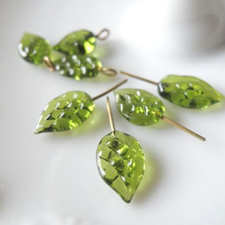 Quilt leaf (col.オリーブ)