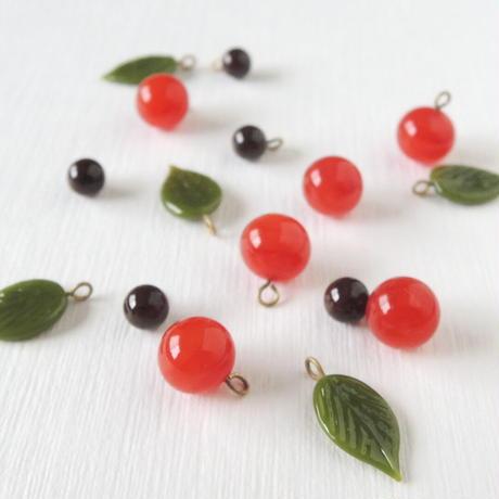 Tutti-Frutti set (col.グレナデン・ココア)