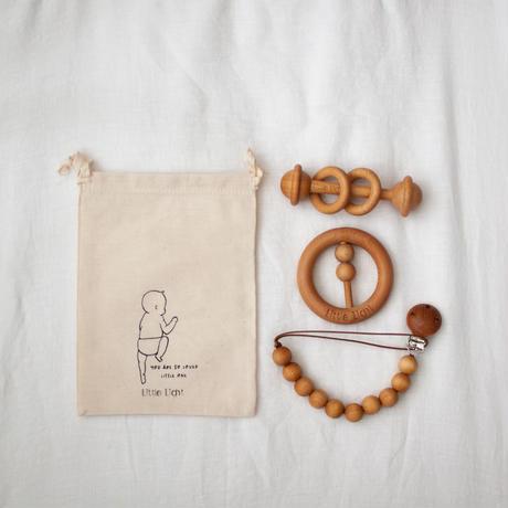 Rattle + Clip Starter Kit