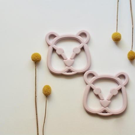 Bear and Fox Teether