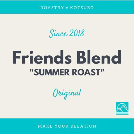 """Friends Blend """"SUMMER ROAST"""" 400g"""