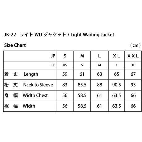 JK-22 ライトWD ジャケット