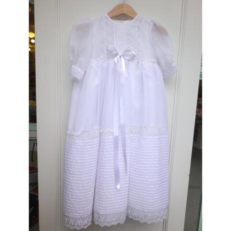 175.【USED】Formal White Long Dress