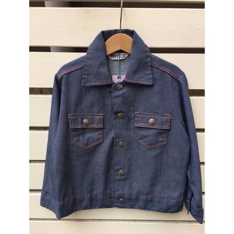 "68.【USED】Vintage ""Health-tex"" Denim jacket ( Made in U.S.A.)"