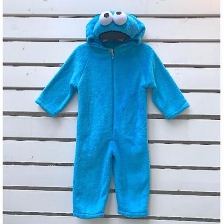 713.【USED】Cookie monster Costume