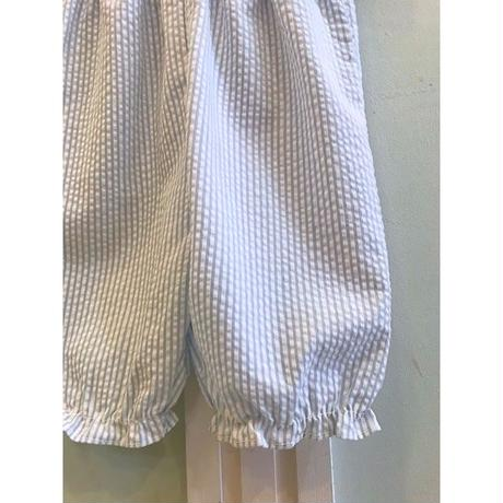 571.【USED】Animal Pale tone Rompers