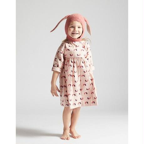 □【oeuf】Animal Hat /Rose bunny