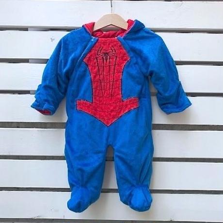709.【USED】SPIDERMAN  Costume