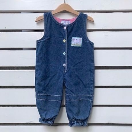 674.【USED】BIG SMILE  Rompers