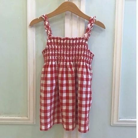 649.【USED】Sweet Strawberry  Dress
