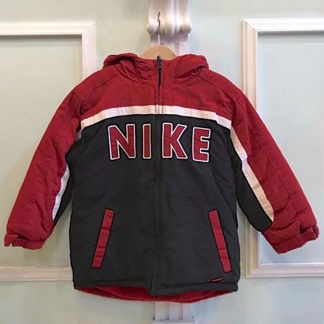 379.【USED】NIKE  Down Jacket