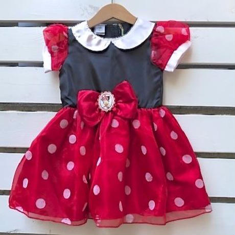 712.【USED】Minnie Mouse Costume