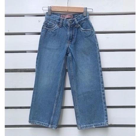 "671.【USED】""Levi's"" Denim long pants"