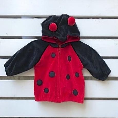711.【USED】Ladybug Parker Costume