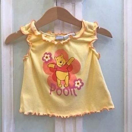 636.【USED】Winnie the Pooh  Tops