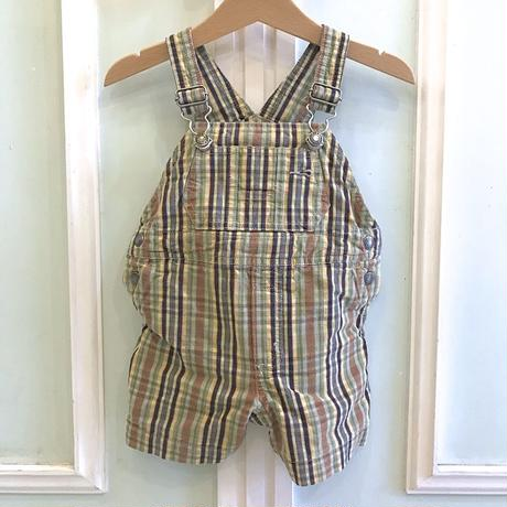 658.【USED】 Line design Short Overall