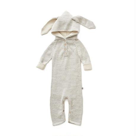 239.【oeuf】HOODED JUMPER / Rabbit