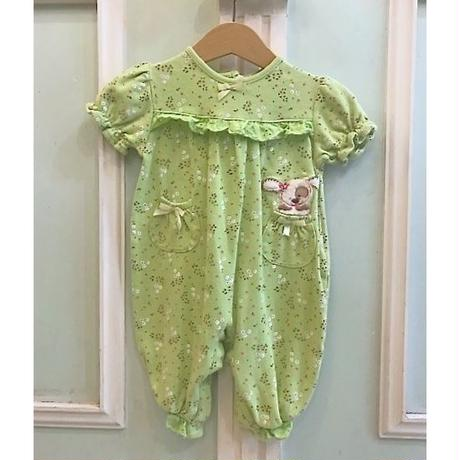 625.【USED】Flower Pretty Dog Rompers