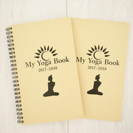My Yoga Book 2冊