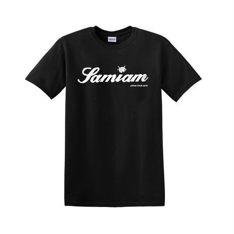 SAMIAM JAPAN TOUR 2019 デビルロゴTシャツ(ブラック)
