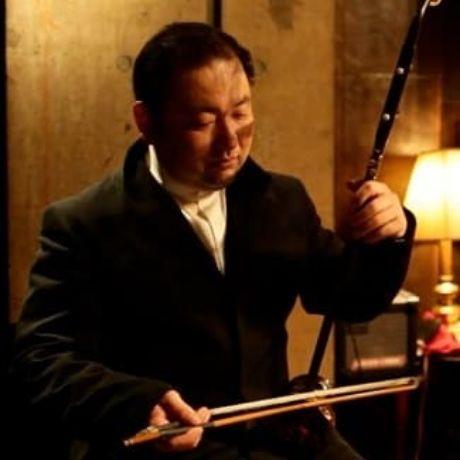 【60分チケット】二胡レッスン/初級・中級【講師:山平憲嗣】