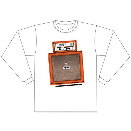 """Boris【""""Voice of the Wata"""" Longsleeve-shirts】"""