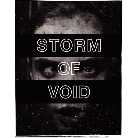 STORM OF VOID【STORM OF VOID   T-shirts 『cara』】