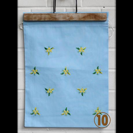 ベトナム刺繍BAG (巾着)+Drip Bag×10 SET
