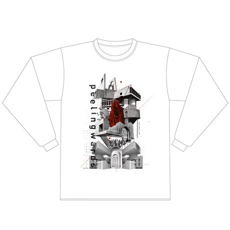 peelingwards【peelingwards long T-shirts】