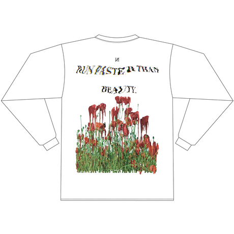 THE NOVEMBERS【FEVER×THE NOVEMBERS long sleeve T-shirt 】