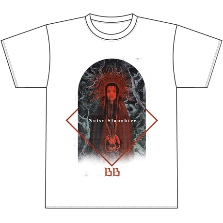 "BB 【""Noise Slaughter"" T-Shirts】"