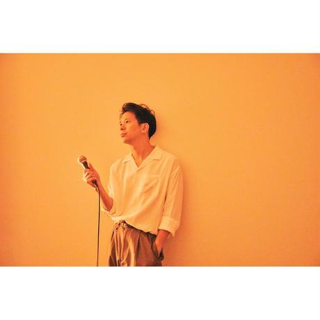 Keishi Tanaka【THE SMOKE IS YOU L/S TEE, Drawn by enna yamashiro】