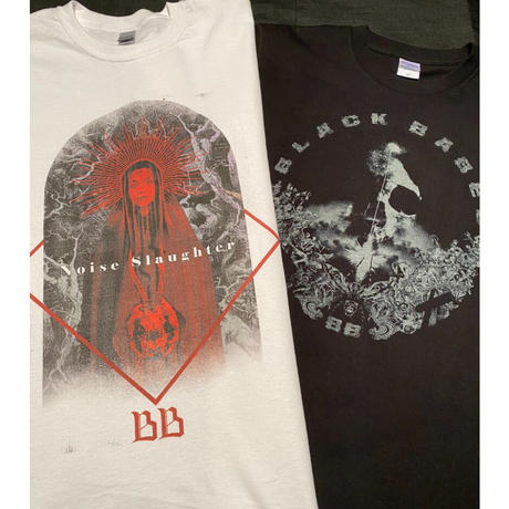 "BB 【""Noise Slaughter + BlacK Babel"" T-Shirts set】"
