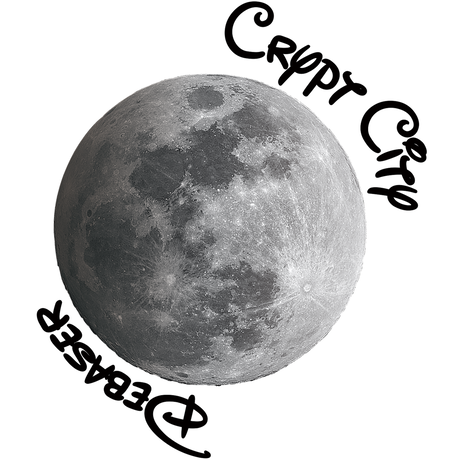 Crypt City【Crypt City x debaser Long Sleeve】