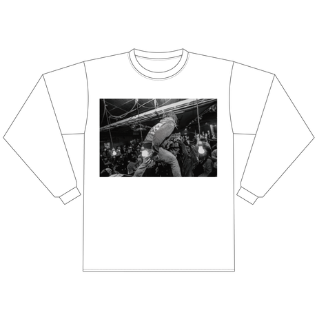 """MEANING【MEANING """"LIVE at FEVER"""" Long Sleeve】"""
