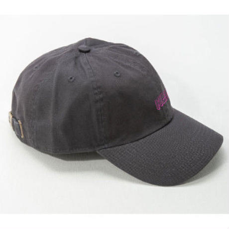 2020.8.1『NEO SEKAI FESTIVAL 2020』Baseball Low Cap(charcoal / hot pink)