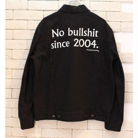 CHEAP MONDAY UP SIZE JACKET No bullshit