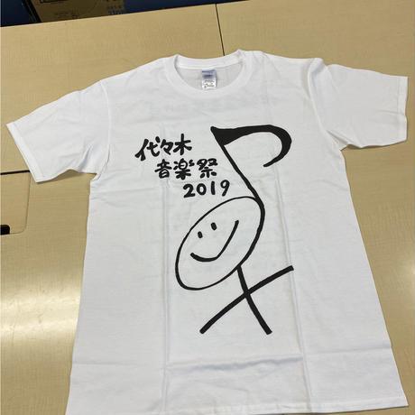 代々木音楽祭2019Tシャツ