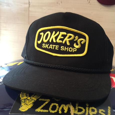 jokers skate shop メッシキャップ BLK