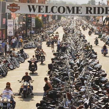 STURGIS RALLY & RACES 1997